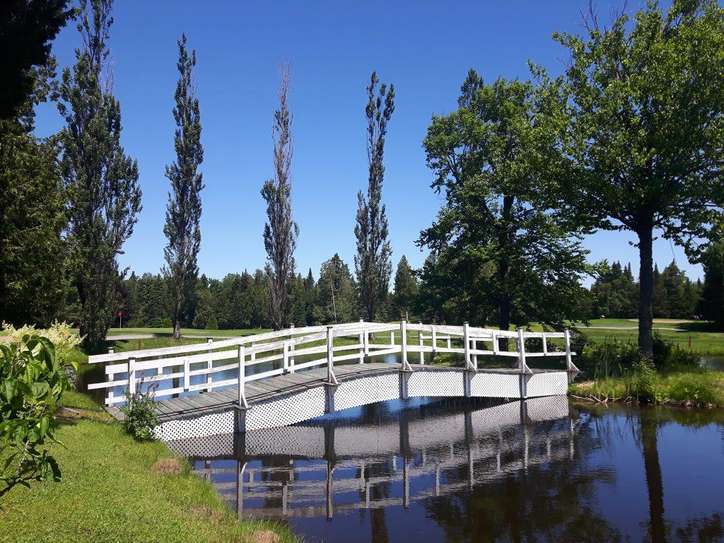 ruisseau et pont