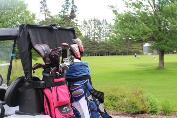 Voiturette de golf